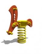 Качалка-балансир на пружине «Мечтатель 1», Классика (купить, цена)