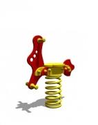 Качалка-балансир на пружине  «Мечтатель 5», Классика