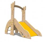 Детская мебель, игровая башня «Робин Гуд», 64х193 в.145см