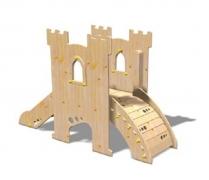 Детская мебель, игровая башня «PARSIFAL»-рампа, 82х236 в.145см