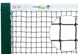 Сетка для большого тенниса Court Royal TN-8 2,8мм черная