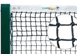 Сетка для большого тенниса 3,2мм черная Court Royal TN-15