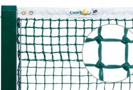Сетка для большого тенниса Court Royal TN-15 3,2мм зеленая
