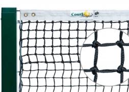Сетка для большого тенниса 3,4мм черная Court Royal TN-20