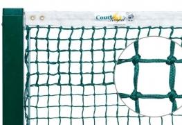 Сетка для большого тенниса 3,4мм зеленая Court Royal TN-20