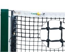 Сетка для большого тенниса 3,8мм черная Court Royal TN-90