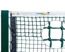 Сетка для большого тенниса Court Royal TN-90 3,8мм зеленая