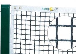 Сетка для теннисного корта DE LUXE TN-200 5мм черная
