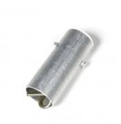 Якорь (анкер) грунтовой закладной алюминий для корта
