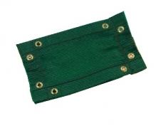 Фон теннисный Court Royal TS1200 12х2м темно-зеленый (экран)