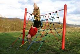 Элемент для детской площадки Easy-Climb 4 (сетка для лазанья)