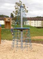 """""""Вышка смотровая"""" в.4,15м канатная для детской площадки"""
