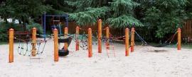 Детская канатная площадка «Волшебная вечеринка» №1 Douglas