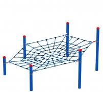 SPIDER дитячий майданчик/ детская площадка (опора - сталь)