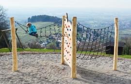 Дитячий майданчик канатний «Альпініст» в.3,00м