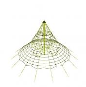 Пирамида Хеопса МИДИ 1 башня в.4,3м (веревочная детская площадка)