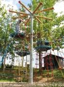 Дитячий канатний майданчик / детская площадка «Орлиный дворец» в.6,00м