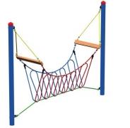 Мост подвесной канатный для детской площадки «Петелька» 3,00м