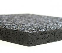 Покриття з гумової крихти безшовне травмобезпечне, дешеве