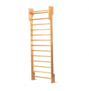 Шведская стенка деревянная 90х250см (купить, цена)