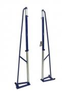 Стойки волейбольные передвижные сталь спец. покрытие
