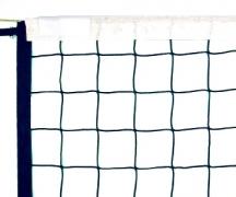 Волейбольная сетка Чемпионат 5мм (вкл.антенны, карманы)