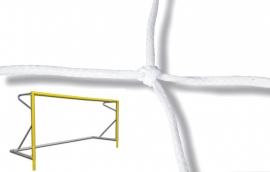 Сетка для пляжного футбола на ворота 5,5х2,2м (2шт.)