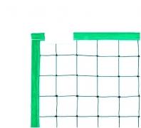 Сетка для пляжного волейбола, нейлон, цветные края