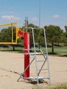 Вышка судейская для пляжного волейбола, оцинкованная сталь